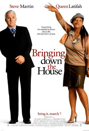 Bringing Down The House - Advance movie poster (thumbnail)