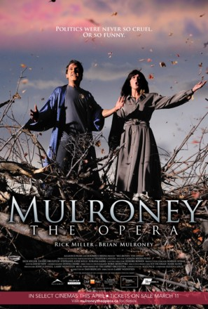 Mulroney: The Opera - Canadian Movie Poster (thumbnail)