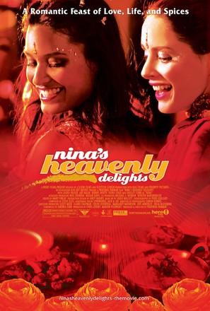 Nina's Heavenly Delights - Movie Poster (thumbnail)
