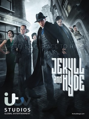 """Jekyll & Hyde"" - British Movie Poster (thumbnail)"