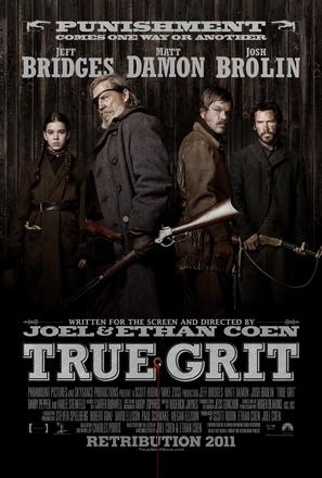 True Grit - Movie Poster (thumbnail)