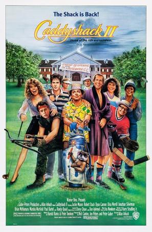 Caddyshack II - Movie Poster (thumbnail)