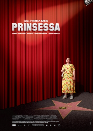 Prinsessa - Swedish Movie Poster (thumbnail)