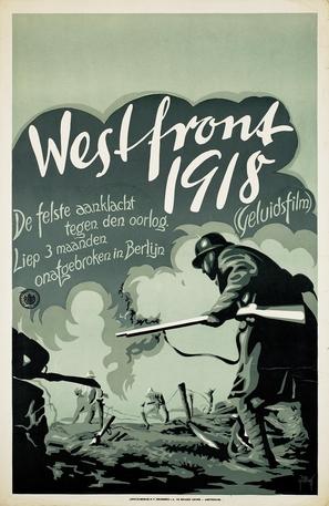 Westfront 1918: Vier von der Infanterie
