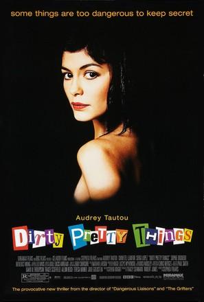 Dirty Pretty Things - Movie Poster (thumbnail)