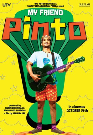My Friend Pinto - Indian Movie Poster (thumbnail)