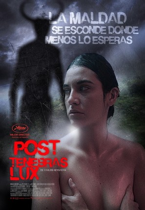 Post Tenebras Lux - Mexican Movie Poster (thumbnail)