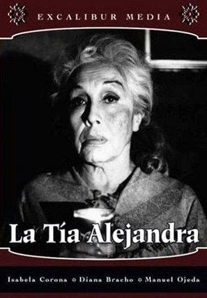 La tía Alejandra - Mexican Movie Cover (thumbnail)