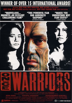 Once Were Warriors - Australian Movie Poster (thumbnail)