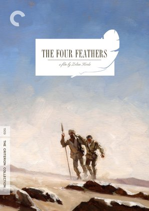 The Four Feathers - DVD movie cover (thumbnail)