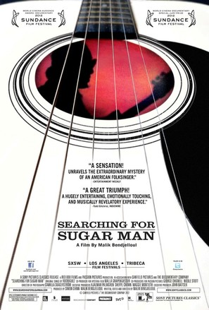 Searching for Sugar Man - Movie Poster (thumbnail)