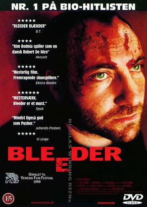 Bleeder - Danish DVD cover (thumbnail)