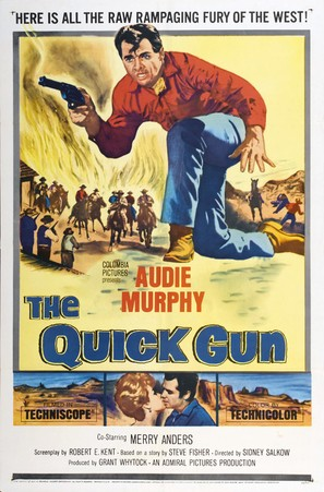 The Quick Gun - Movie Poster (thumbnail)