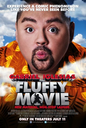 The Fluffy Movie - Movie Poster (thumbnail)