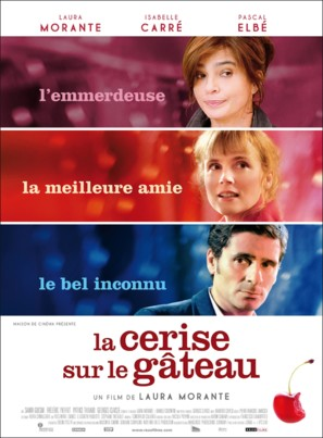 La cerise sur le gâteau - French Movie Poster (thumbnail)