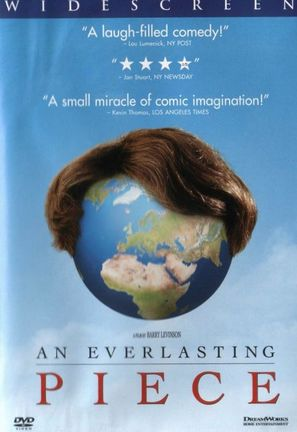 An Everlasting Piece - DVD movie cover (thumbnail)