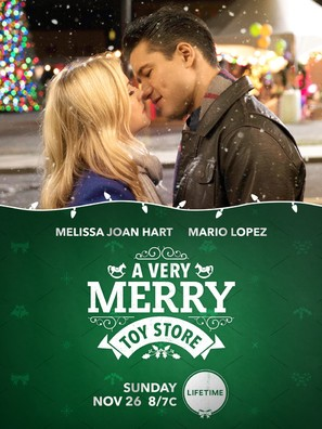 A Very Merry Toy Store - Movie Poster (thumbnail)