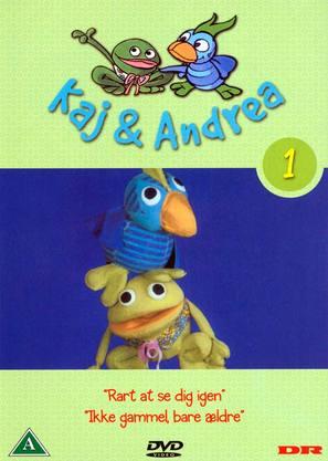 """""""Kaj og Andrea"""" - Danish DVD movie cover (thumbnail)"""