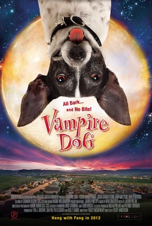 Vampire Dog - Canadian Movie Poster (thumbnail)