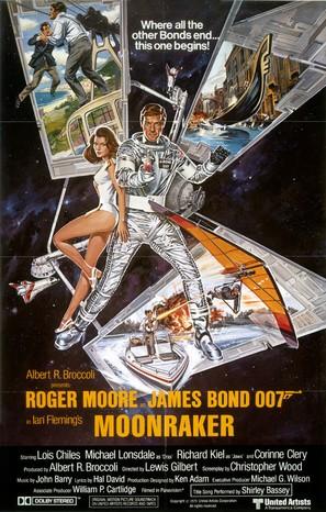 Moonraker - Movie Poster (thumbnail)