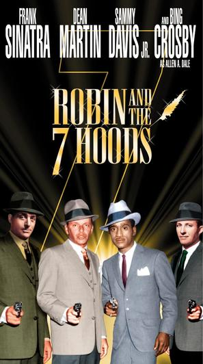 Robin and the 7 Hoods - Movie Cover (thumbnail)