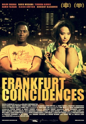Frankfurt Coincidences - German Movie Poster (thumbnail)