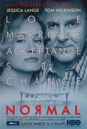 Normal - Movie Poster (thumbnail)