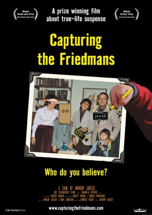 Capturing the Friedmans - Movie Poster (thumbnail)