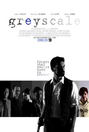 Greyscale - Movie Poster (thumbnail)