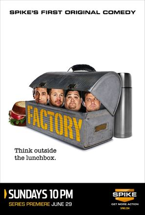 """Factory"" - Movie Poster (thumbnail)"