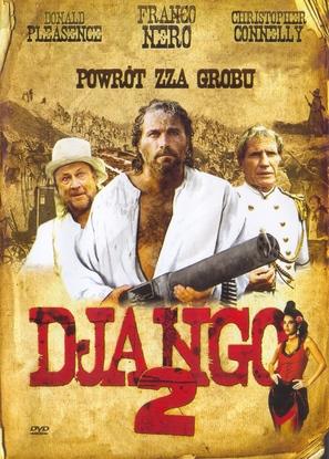 Django 2: il grande ritorno - Polish Movie Cover (thumbnail)