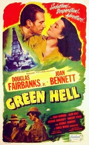 Green Hell - Movie Poster (thumbnail)