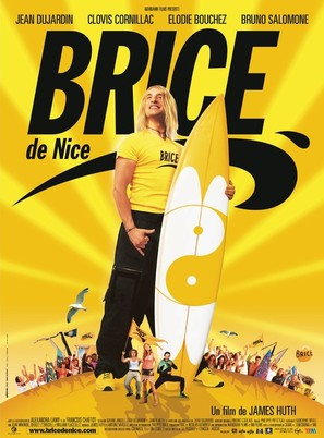 Brice de Nice - French poster (thumbnail)