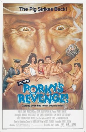 Porky's Revenge - Movie Poster (thumbnail)