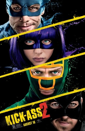 Kick-Ass 2 - Movie Poster (thumbnail)