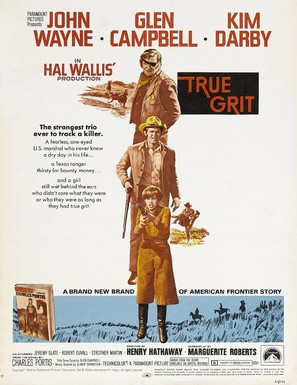 True Grit - Movie Poster (thumbnail)