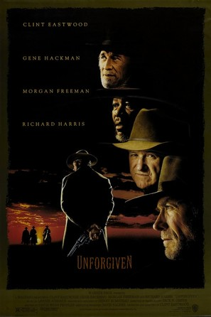 Unforgiven - Movie Poster (thumbnail)