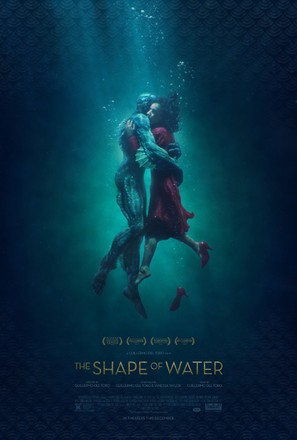 The Shape of Water - Movie Poster (thumbnail)