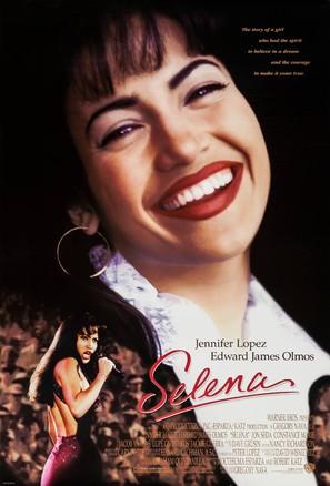 Selena - Movie Poster (thumbnail)