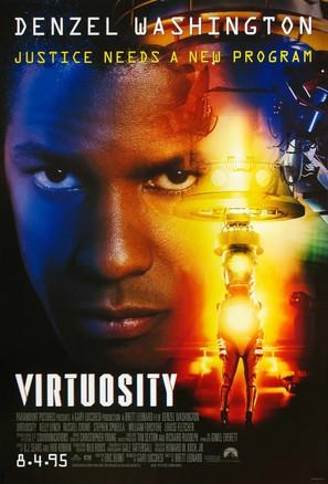 Virtuosity - Movie Poster (thumbnail)