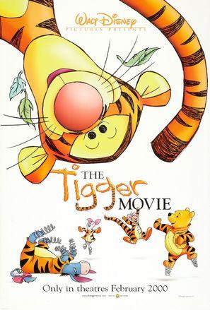 The Tigger Movie - Movie Poster (thumbnail)