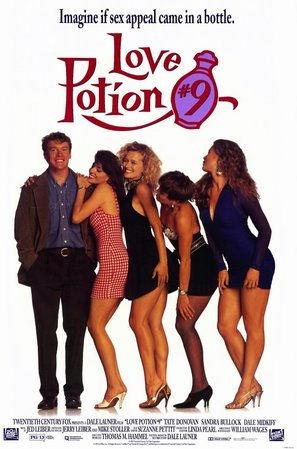 Love Potion No. 9 - Movie Poster (thumbnail)
