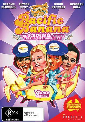 Pacific Banana - Australian Movie Cover (thumbnail)