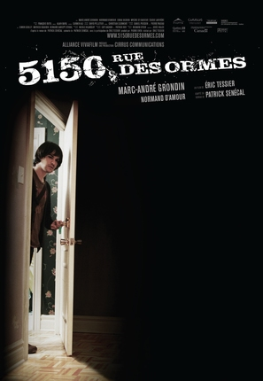 5150, Rue des Ormes - French Movie Poster (thumbnail)