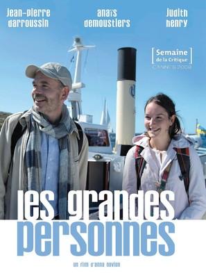 Les grandes personnes - French poster (thumbnail)