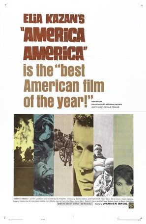 America, America - Movie Poster (thumbnail)