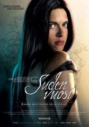 Suden vuosi - Finnish Movie Poster (thumbnail)