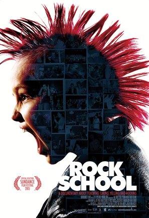 Rock School - Movie Poster (thumbnail)
