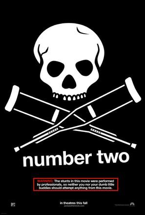 Jackass 2 - Movie Poster (thumbnail)