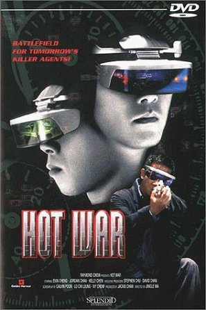 Hot War - poster (thumbnail)